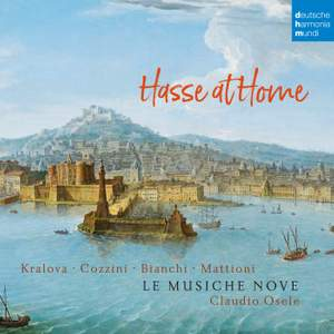 Hasse at Home - Cantatas and Sonatas Product Image