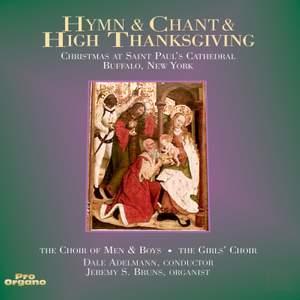 Hymn & Chant & High Thanksgiving