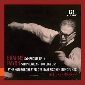 Otto Klemperer Conducts: Haydn and Brahms Product Image
