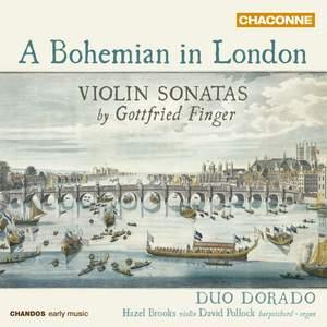 A Bohemian in London