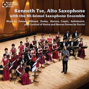 Kenneth Tse & Mi-Bemol Saxophones