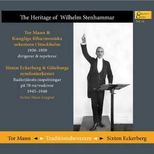 The Heritage of Wilhelm Stenhammar