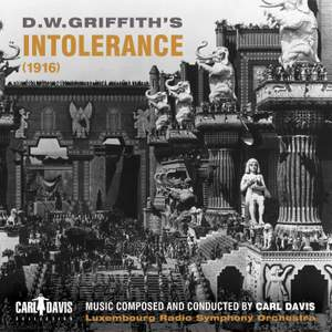 Carl Davis: D.W.Griffith's Intolerance (1916) Product Image