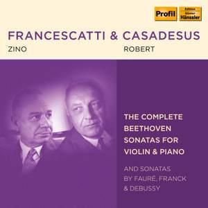 The Complete Beethoven Sonatas for Violin & Piano