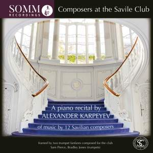 The Composers at the Saville Club