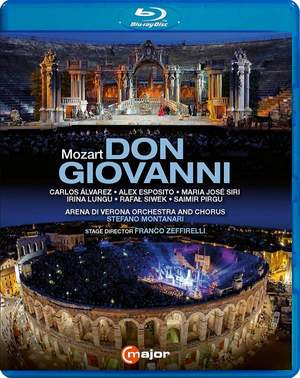 Mozart: Don Giovanni Product Image