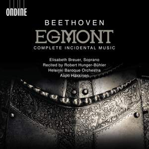Beethoven: Egmont, Complete Incidental Music Product Image