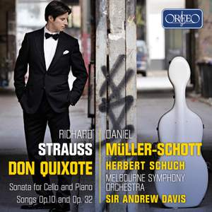 Strauss: Don Quixote, Sonata for cello and piano, Songs Opp. 10 & 32