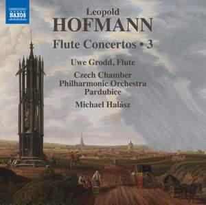 Leopold Hofmann: Flute Concertos, Vol. 3 Product Image