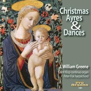 Christmas Ayres & Dances