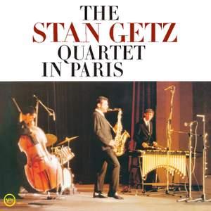 The Stan Getz Quartet In Paris Product Image