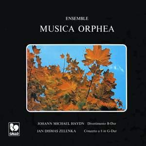 Michael Haydn: Divertimento in B-Flat Major, MH 199 - Zelenka: Concerto à 8 concertanti in G Major, ZWV 186