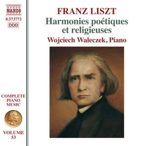 Franz Liszt: Complete Piano Music, Vol. 53 Product Image
