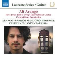 Alí Arango Guitar Laureate Recital