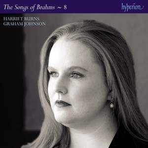 Brahms: The Complete Songs, Vol. 8 - Harriet Burns Product Image