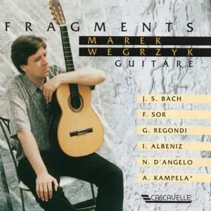 Bach - Regondi -Sor - Abléniz: Fragments