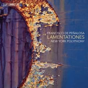 Peñalosa - Lamentationes Product Image