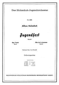 Holzschuh, A: Jugendfest