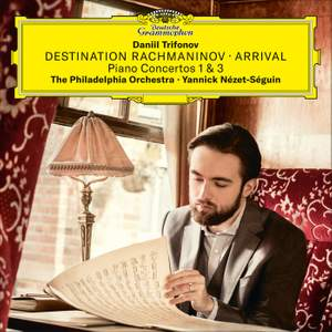 Destination Rachmaninov - Arrival Product Image