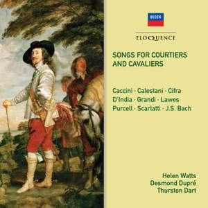 Songs for Courtiers and Cavaliers Product Image