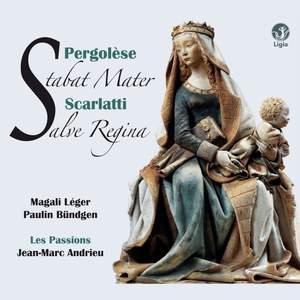 Pergolesi: Stabat Mater - Scarlatti: Salve Regina Product Image