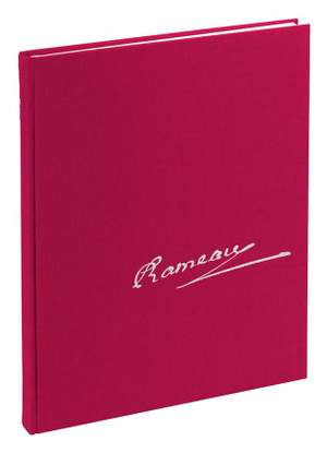 Jean-Philippe Rameau: Les Indes Galantes RCT 44