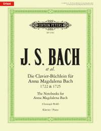 Johann Sebastian Bach: The Notebooks for Anna Magdalena Bach