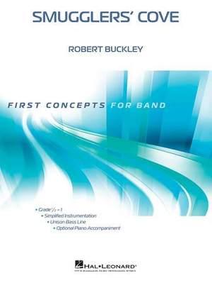 Robert Buckley: Smugglers' Cove