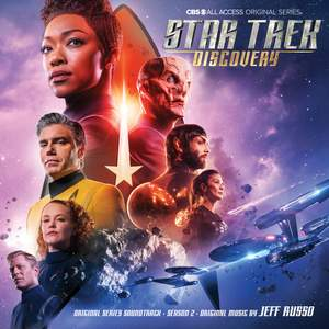 Star Trek: Discovery (Season 2) [Original Series Soundtrack] Product Image