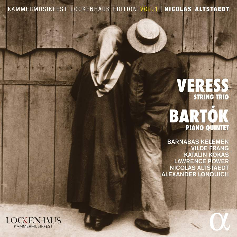 Veress: String Trio & Bartók: Piano Quintet - Alpha: ALPHA458 - CD or  download | Presto Classical