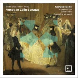 Venetian Cello Sonatas Product Image