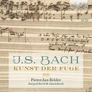 JS Bach: Kunst der Fuge Product Image