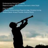 Contemporary Clarinet Concertos
