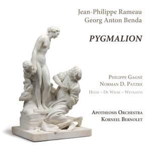 Jean-Philippe Rameau & Georg Anton Benda: Pygmalion
