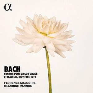 JS Bach: Sonates pour violon oblige et clavecin, BWV 1014-1019