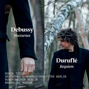 Debussy: Nocturnes and Duruflé: Requiem