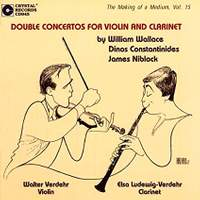 Double Concertos for Violin and Clarinet