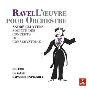 Ravel: Orchestral Works - Vinyl Edition