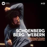Schoenberg, Berg, Webern – Orchestral Works