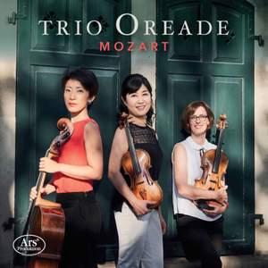 Mozart: Divertimento K563 & String Trio K562 Product Image
