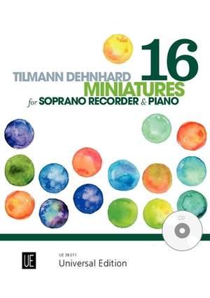 Dehnhard, T: 16 Miniatures