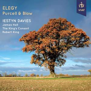 Elegy – Countertenor duets by Purcell & Blow