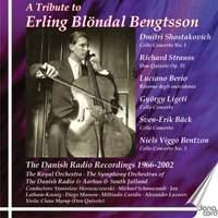 Erling Blöndal Bengtsson: The Danish Radio Recordings, Vol. 1