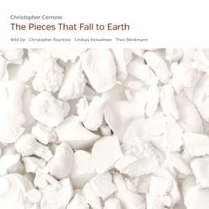 Christopher Cerrone: The Pieces That Fall to Earth Product Image