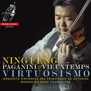 Virtuosismo - Paganini & Vieuxtemps