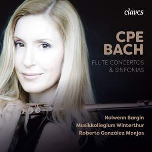 CPE Bach: Flute Concertos & Sinfonias Product Image
