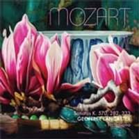 Mozart: Sonatas K570, 282 & 333