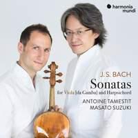 JS Bach - Sonatas for Viola Da Gamba and Harpsichord