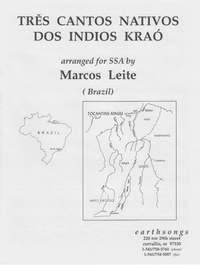 Marcos Leite: Tres Cantos Nativos