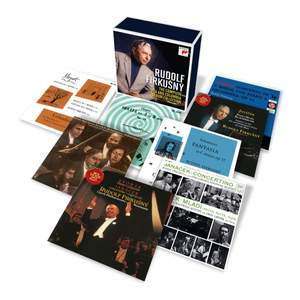 Rudolf Firkušný - The Complete RCA and Columbia Album Collection Product Image
